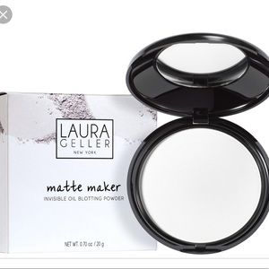 Matte maker invisible oil blotting Powder